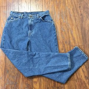 Vintage Levi's 15921 Orange Tab Jeans